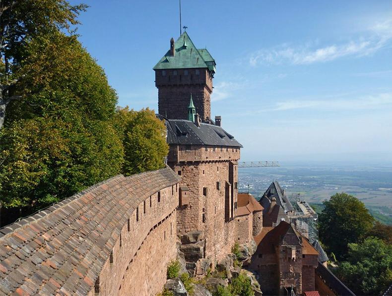 Замъкът Кьонигсбург