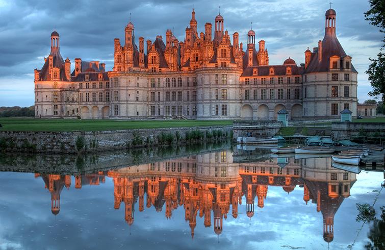 Шамбор, френски замъци