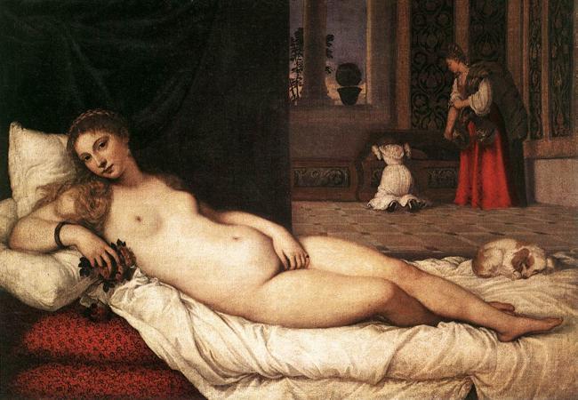 Венера от Урбино