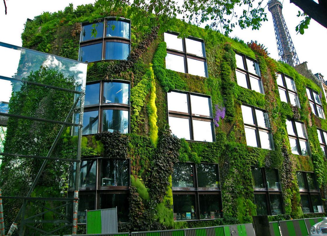 вертикални градини