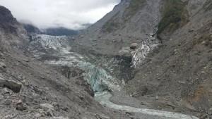 Нова Зеландия - глетчери