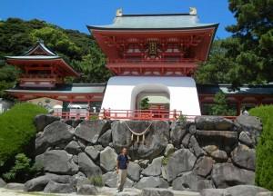 Шинтоистки храм Акама, Шимоносеки
