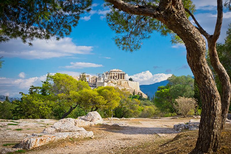 Акропола, Атина