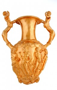 Амфора от Панагюрското съкровище