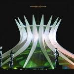 Катедралата в Бразилия