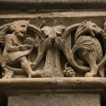 Орнаменти, типични за романската архитектура