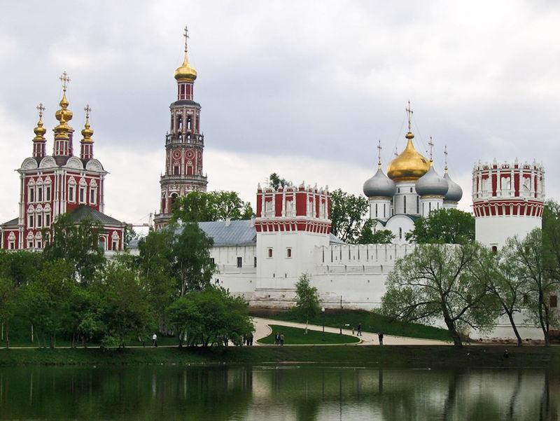Новодевичият манастир