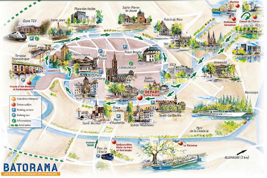 Plan-de-Strasbourg