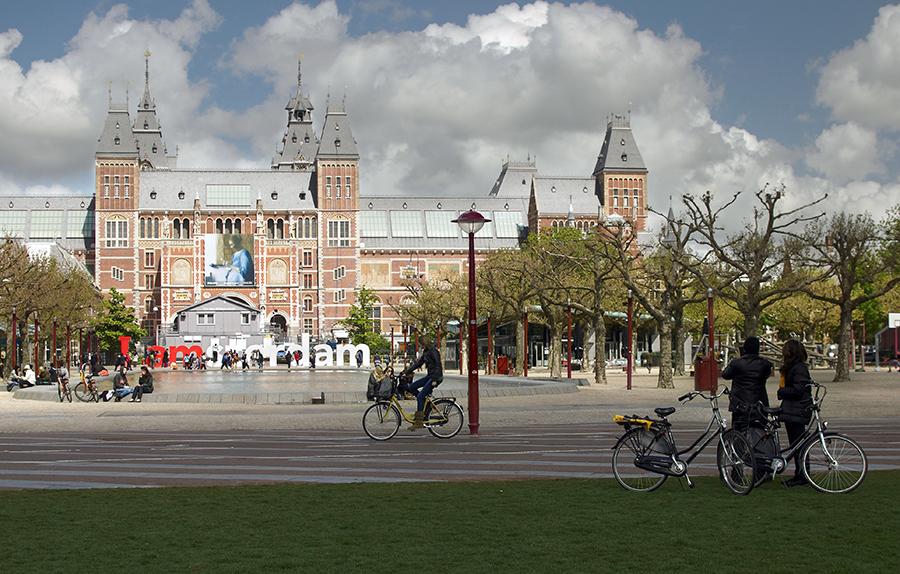 Амстердам, Рейксмузеум
