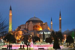 Света София, Hagia Sophia