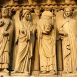 Св. Шарон, Парижката Св. Богородица