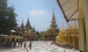 Мианмар, пагоди