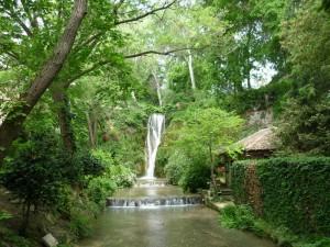 Водопадът на Голям Кулак