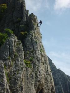 Скалите на Вратцата - любимо място за алпинисти