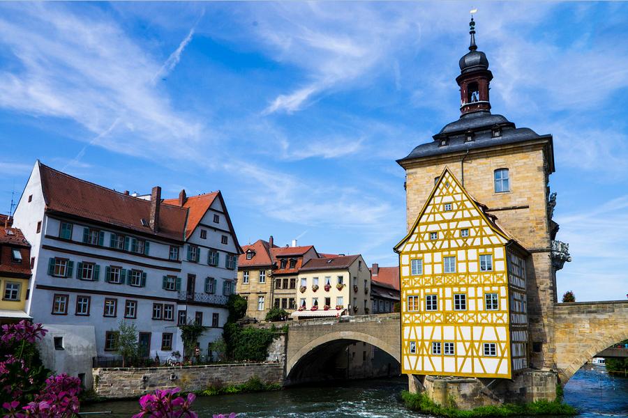 Бамберг, старото кметство