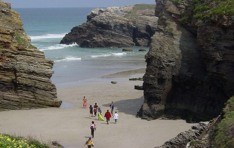 Катедралният плаж