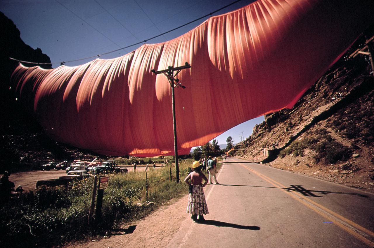"""""""Завесата"""", Колорадо, САЩ, 1972"""