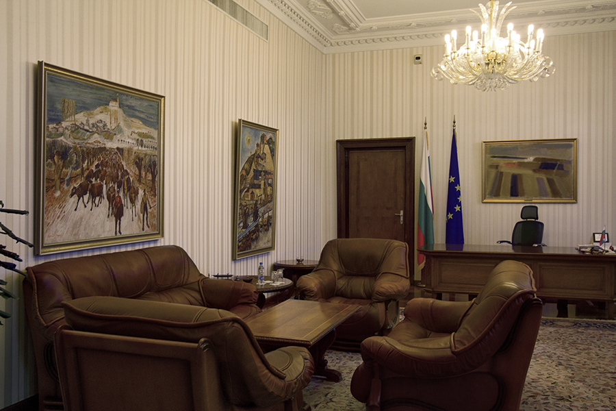 Кабинетът на президента