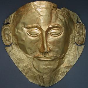 Маска на Агамемнон