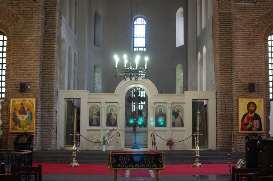 Базилика Св. София