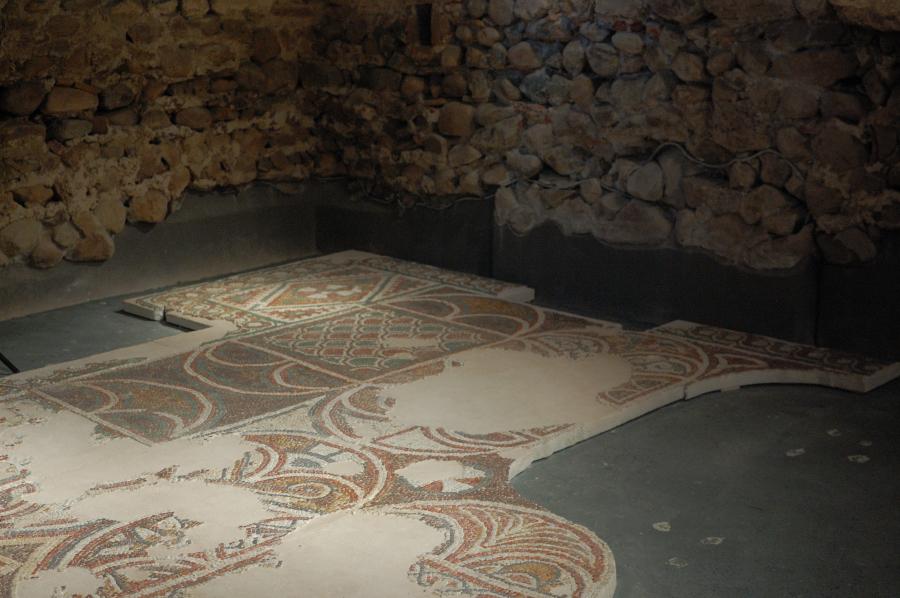 Античният комплекс под базиликата
