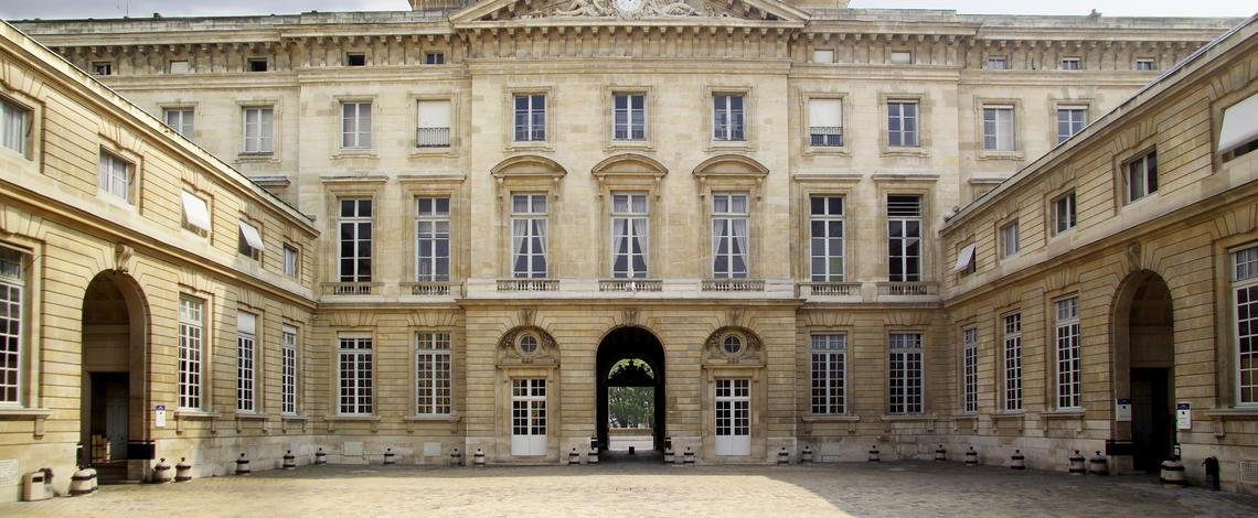Монетният двор в Париж