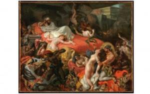 Delacroix-death