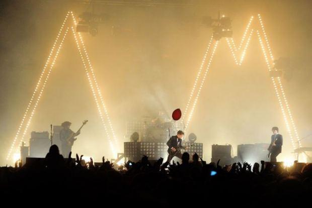 Arctic_Monkeys на фестивала INmusic