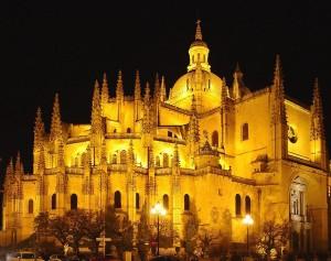 Катедралата на Сеговия
