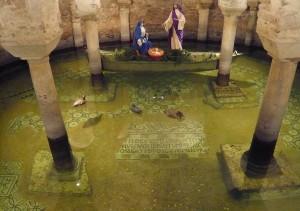 Криптата със златните рибки