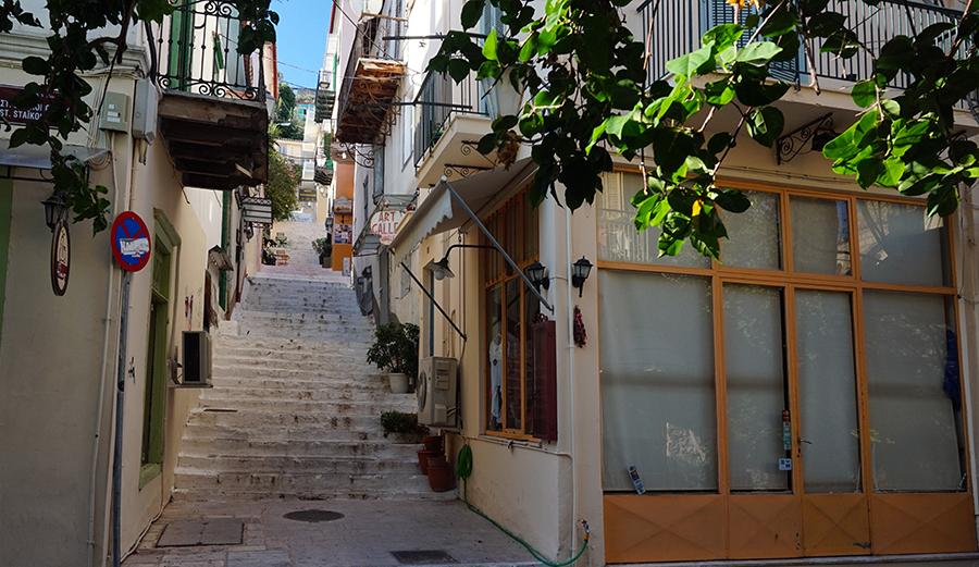 Нафплио, Гърция