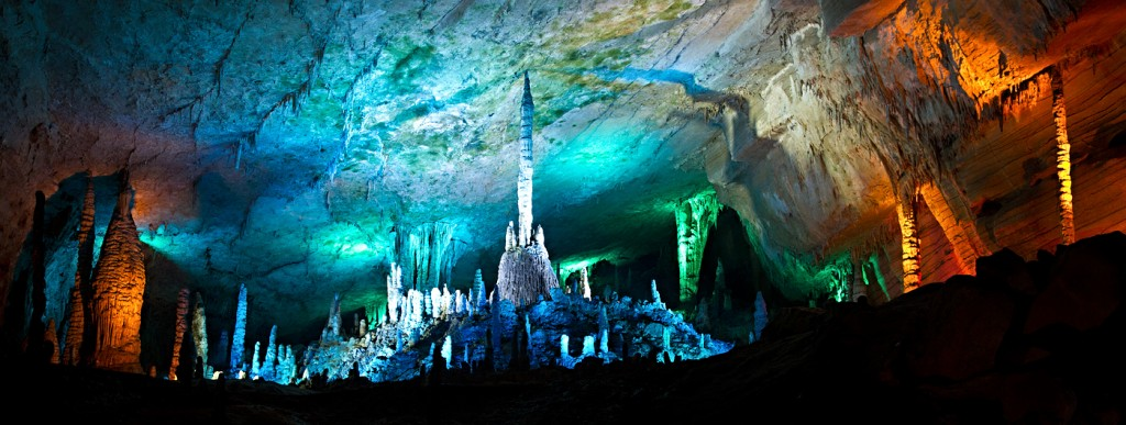 Пещерата Huanglong