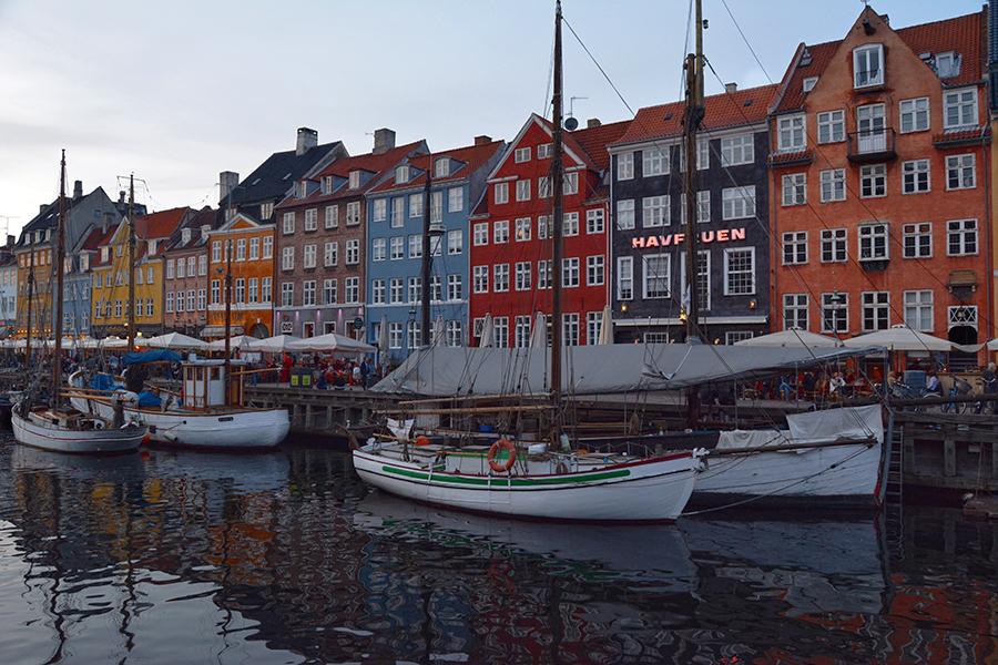 Копенхаген, пристанището