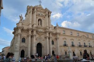 Катедралата на Сиракуза