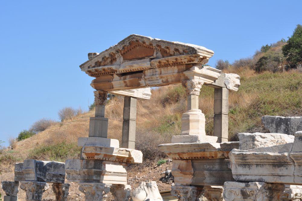 Руини от Ефес