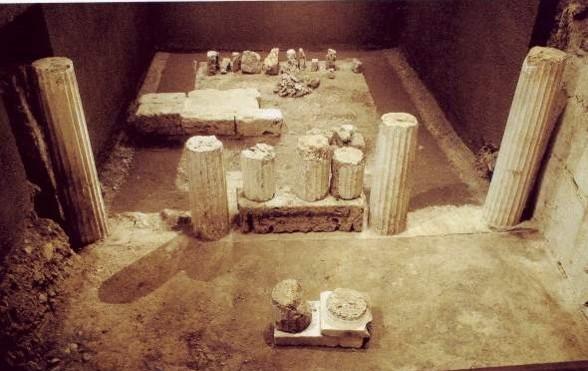 ostanki ot poslednata grobnica