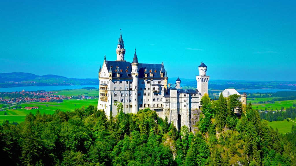 Замък Нойшванщайн