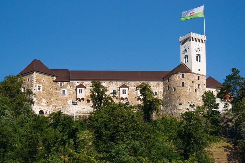 Люблянски замък