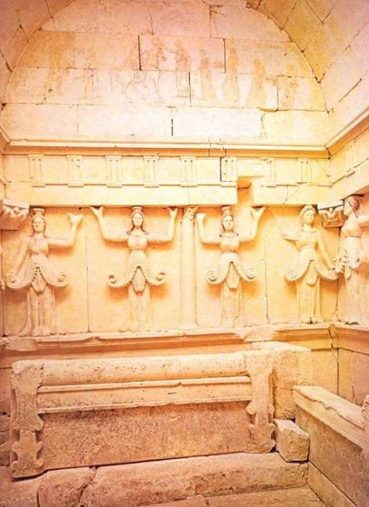 Гробницата в Свещари