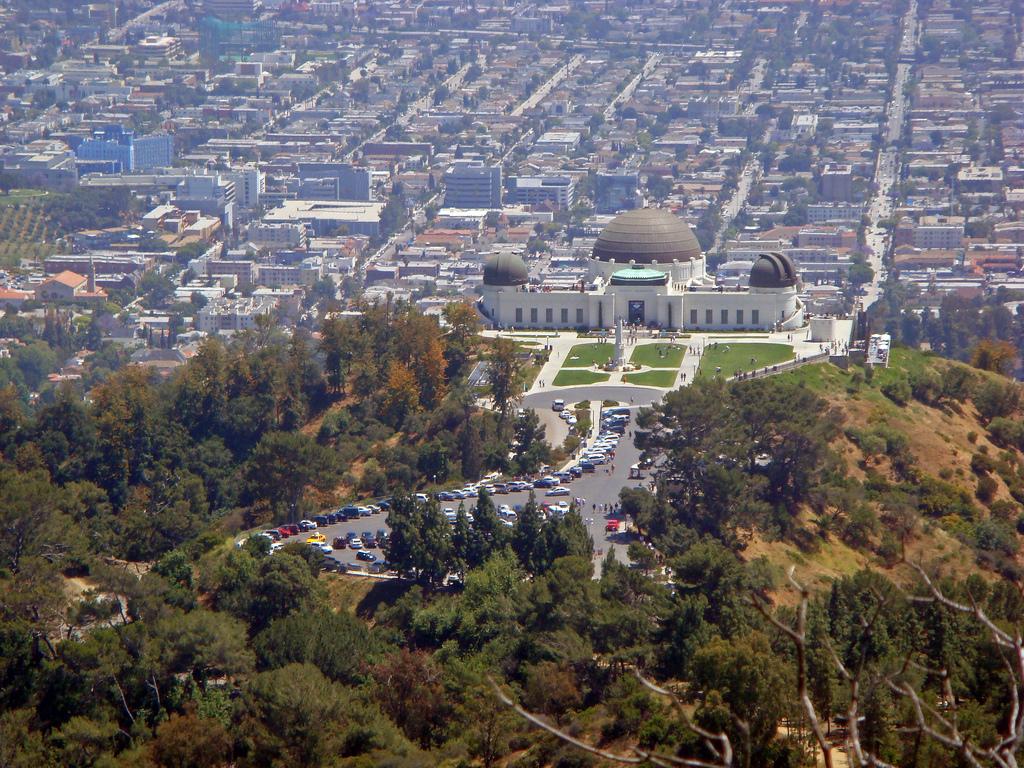 Обсерваторията Грифит в Лос Анджелис