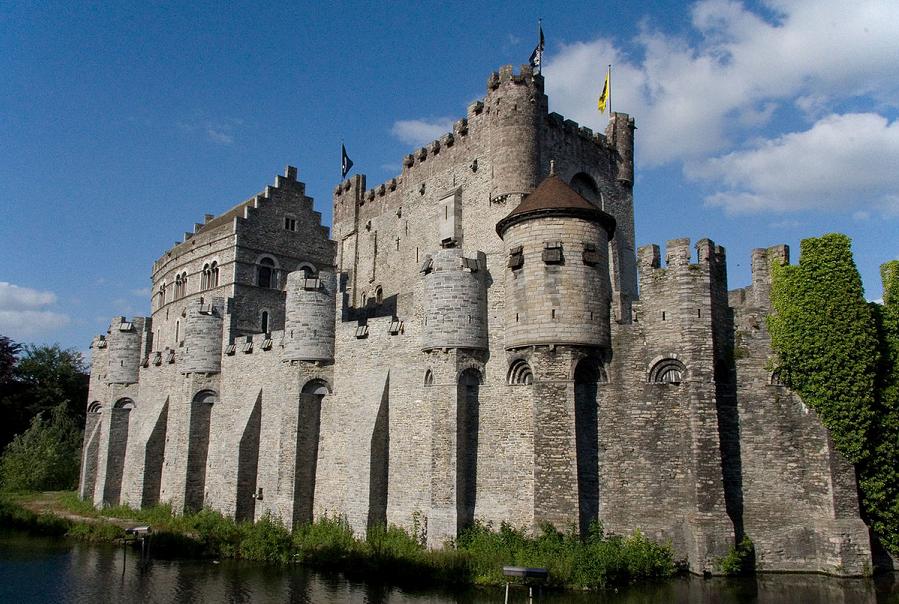 Замъкът в Гент