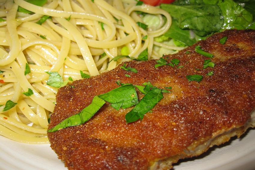 Пиле Миланезе