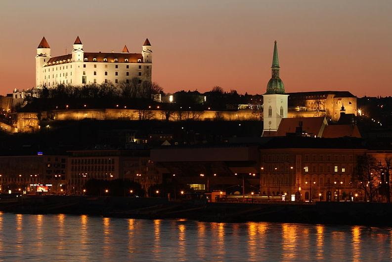 Братислава, дворец